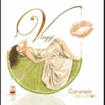 Virggi - Caramelo De Limon [CD] USA import
