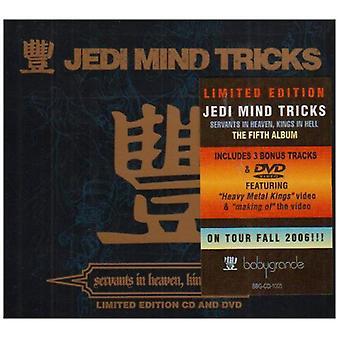 Jedi Mind Tricks - Servants in Heaven Kings in Hell [CD] USA import