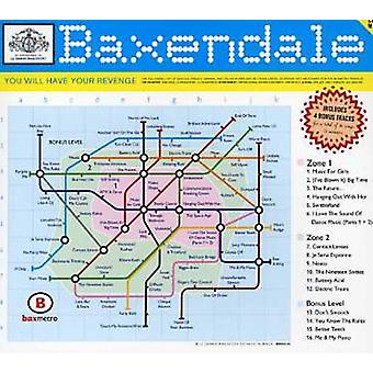 Baxendale - You Will Have Your Revenge [CD] USA import