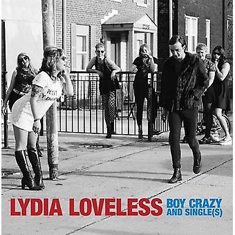 Loveless*Lydia - Boy Crazy & Single(S) [Vinyl] USA import