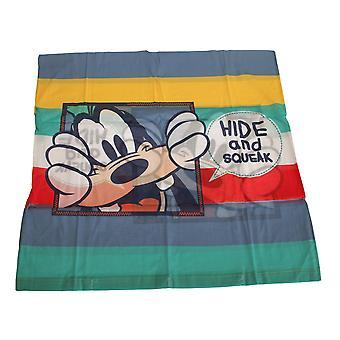 Dzieci/dla dzieci Disney Mickey odgrywa kwadratowych Poszewka na poduszkę