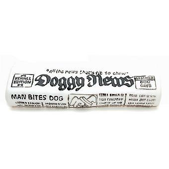 Caldex Classic Dog Newspaper Squeak Toy