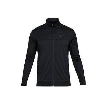 Under Armour Sportstyle Pique jas 1313204-001 heren Sweatshirt