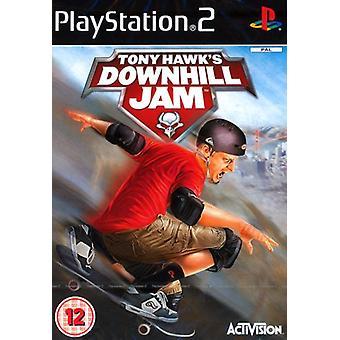 Tony Hawks Downhill Jam (PS2) - Nieuwe fabriek verzegeld