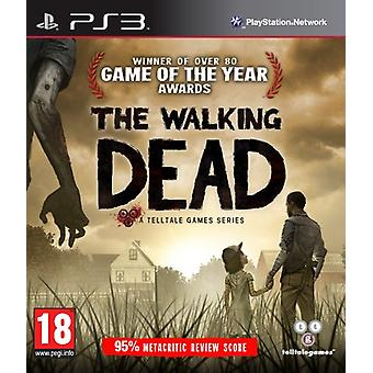 The Walking Dead (PS3) - Nouveau