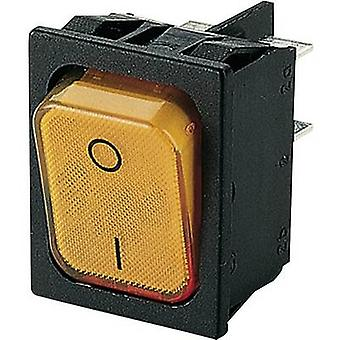 Marquardt Toggle switch 1835.3114 250 V AC 20 A 2 x Off/On IP40 latch 1 pc(s)
