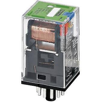 Phoenix Contato REL-OR-24DC/3X21 Plug-in revezamento 24 V DC 10 A 3 change-overs 1 pc (s)