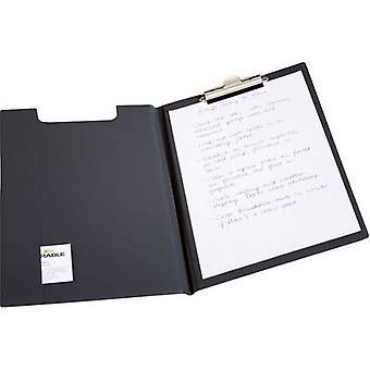 Kestävä leikkeen tiedoston 235701 musta (W x k x S) 235 x 330 x 15.5 mm