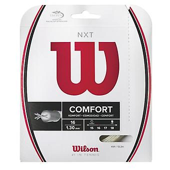 ウィルソン NXT コンフォート シングル ・ プレミア セット 12 m ナチュラル