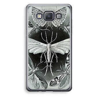 Samsung Galaxy A3 (2015) gjennomsiktig sak (myk) - Haeckel Tineida