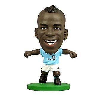Soccerstarz Man City Mario Balotelli (2013) Home Kit
