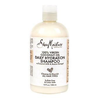 Shea Moisture 100% Virgin Coconut Oil Leave-In Treatment 237ml