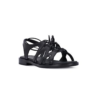 Frau Empire black sandals