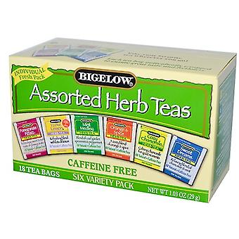 Bigelow assortiti tisana Variety Pack