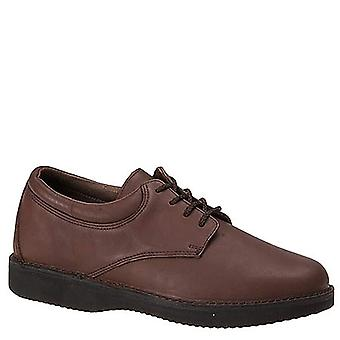 Dressabout Mens Dressabout Leather Lace Up Casual Oxfords