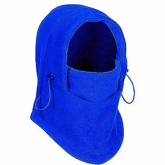 TRIXES velo metade do rosto Unisex Balaclava Hood – azul