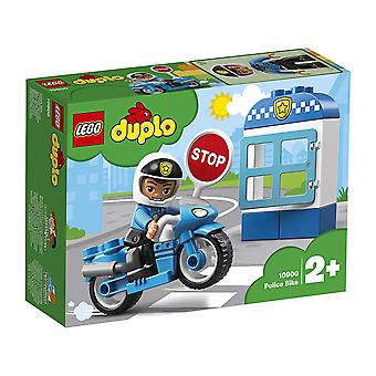 LEGO 10900 DUPLO kaupungin poliisi pyörä