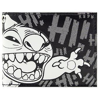 ديزني ليلو & غرزة مرحبا! معرف & بطاقة المحفظة ثنائي الطي