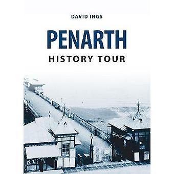 Penarth historie Tour af David Ings - 9781445656915 bog