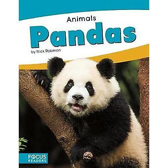 Animals - Pandas by Animals - Pandas - 9781635179545 Book