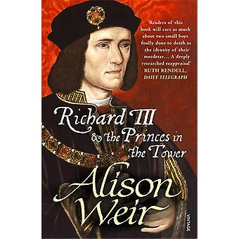 Richard III i książąt w wieży przez Alison Weir - 97817847000