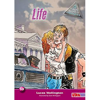 Life by Lucas Wellington - Dave McTaggart - 9781855035478 Book