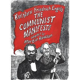 The Communist Manifesto - A Graphic Novel - 9781910593493 Book