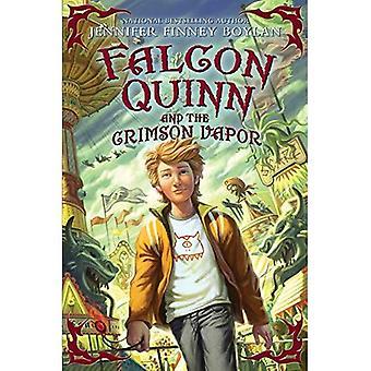 Falcon Quinn en de Crimson damp