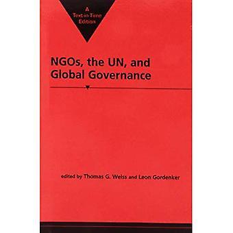 NGO's, de Verenigde Naties en de Global Governance (opkomende mondiale kwesties)