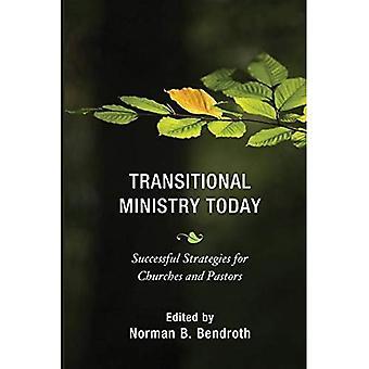 Overgangsperiode ministerie vandaag: Succesvolle strategieën voor kerken en predikanten