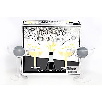 PROSECCO DRINKING GAME TABLE PONG PARTY GAME