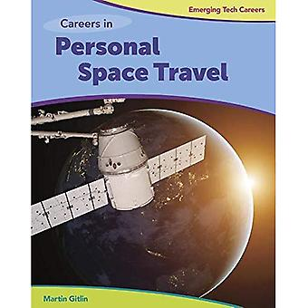 Carrières en voyage dans l'espace personnel (brillant avenir presse: Emerging Tech carrières)