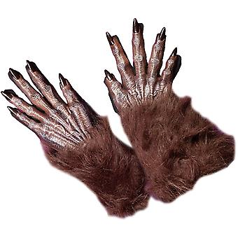 Handschoenen Werewolf Brown
