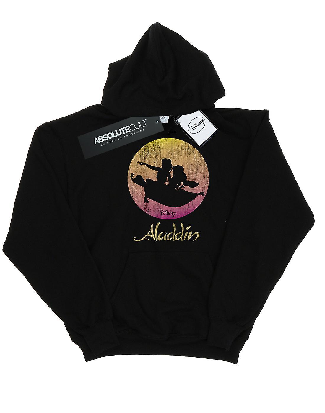 Disney Women's Aladdin Flying Sunset Hoodie