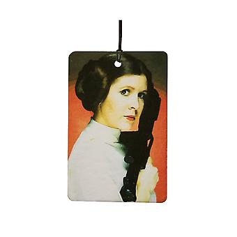 Carrie Fisher prinsesse Leia Car Air Freshener