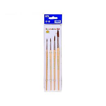 Brushes/Brush Set (4-Pack)