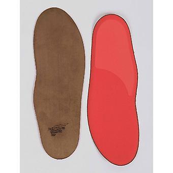 Punainen siipi 96317 muotoinen Comfort jalka sänky pohjallinen