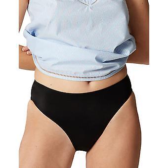 Maison Lejaby 5303P kobiet Les minimki pełne spodnie krótkie Highwaist