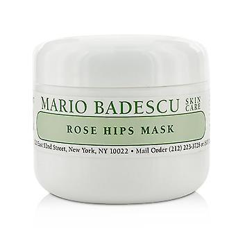 Mario Badescu Rose Hips Mask - för kombination / torr / känslig hud typer - 59ml / 2oz