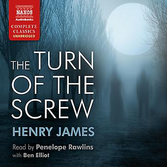 James, Henry / Rawlins, Penelope / Elliot, Ben - Turn of the Screw [CD] USA import