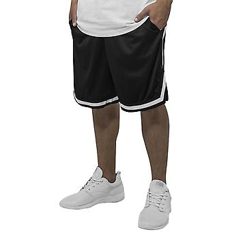 Baumwollberater Mens Zwei Tone Casual Mesh Polyester Shorts
