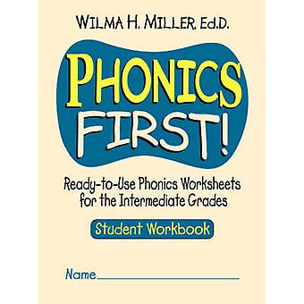 Phonics First - Ready-to-Use Phonics Worksheets for the Intermediate