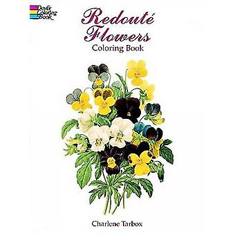 Redoute Roses Colouring Book by Charlene Tarbox - 9780486400556 Book