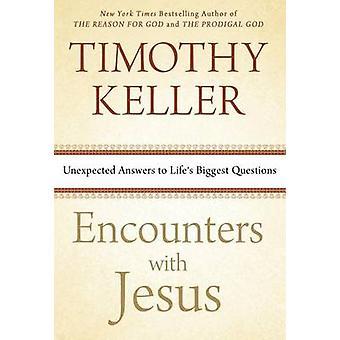 Möten med Jesus - oväntade svar på livets största frågor