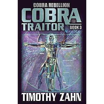 Cobra Traitor by Timothy Zahn - 9781481482806 Book