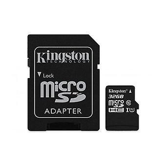 MicroSD mit SD-Adapter SDCS
