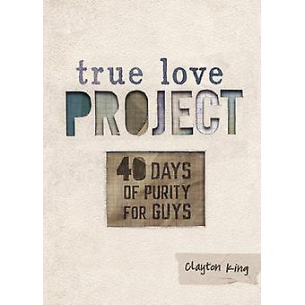 40 Days of Purity for Guys by Clayton King - 9781433684357 Book