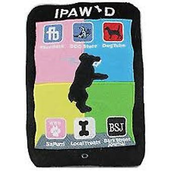 i Paw'd Dog Toy