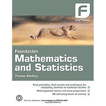 Säätiön matematiikka ja tilastotiede