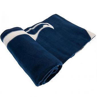 Tottenham Hotspur FC Pulse Design Fleece Blanket